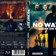 No Way Out – Gegen die Flammen (Only the Brave) (2018) R2 german Custom Blu-Ray Cover & Label