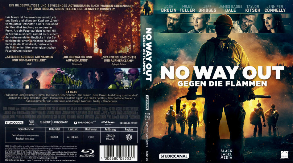 no way out gegen die flammen imdb