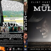 The Mule (2018) R1 Custom DVD Cover V2