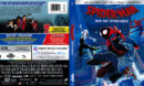 Spider-Man: Into The Spider-Verse (2018) R1 4K UHD Cover