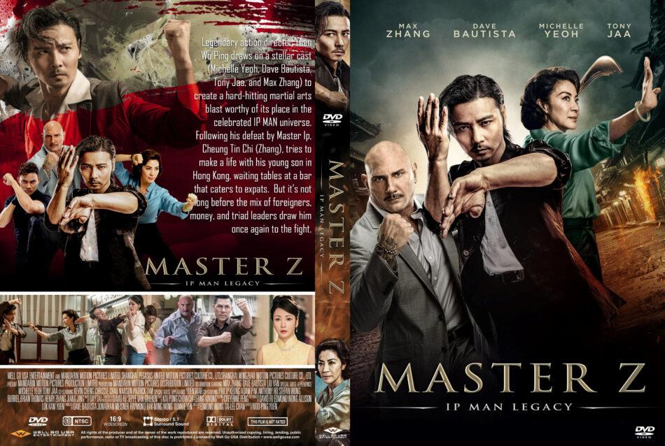 Master Z Ip Man Legacy Stream German