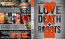Love, Death & Robots (2019) R1 Custom DVD Cover