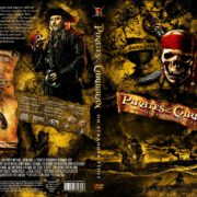 Pirates of the Caribbean – On Stranger Tides (2011) R2 german Custom DvD cover