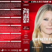 Gwyneth Paltrow Filmography – Set 1 (1991-1994) R1 Custom DVD Covers