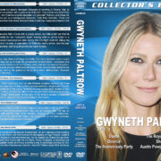 Gwyneth Paltrow Filmography – Set 4 (2000-2002) R1 Custom DVD Covers