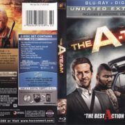 The A-Team (2010) R1 Blu-Ray Cover & Labels