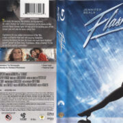 Flashdance (1983) R1 Blu-Ray Cover & Label