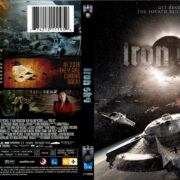 Iron Sky (2012) R1 Blu-Ray Cover