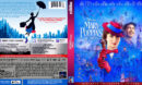 Mary Poppins Returns (2019) R1 4K UHD Custom Cover