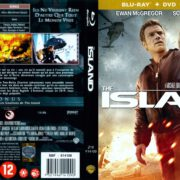 The Island (2005) R2 FRENCH Custom Blu-Ray Cover