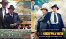 The Highwaymen (2019) R1 Custom DVD Cover
