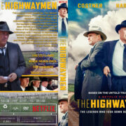 The Highwaymen (2019) R1 Custom DVD Cover