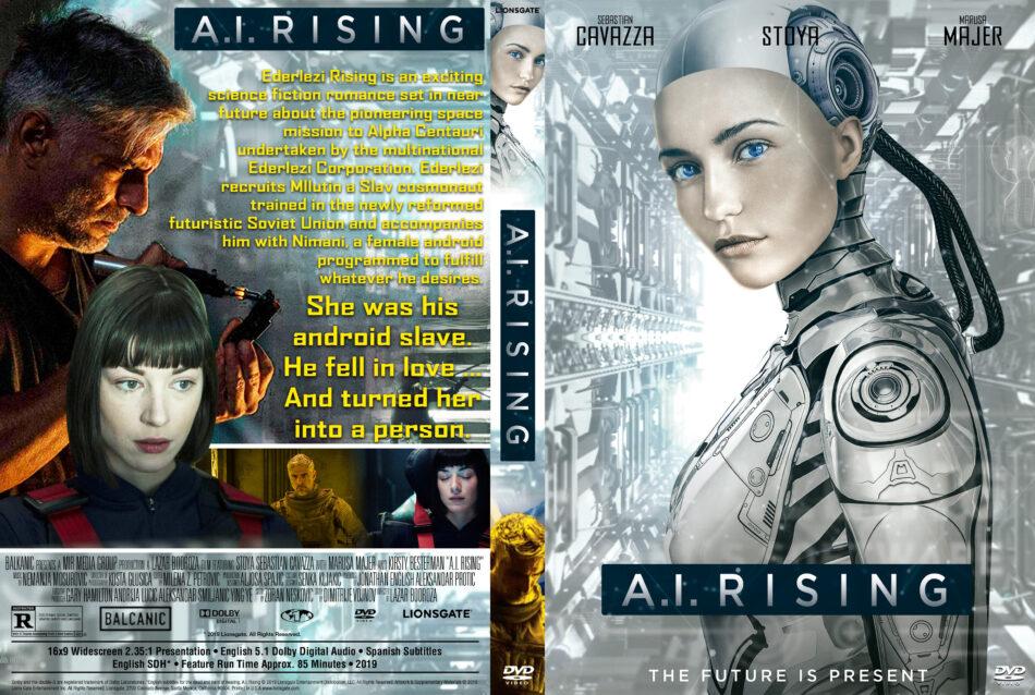 A I Rising 2018 R1 Custom Dvd Cover Dvdcover Com