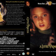 A Little Princess (1995) R1 Custom DVD Cover & Label