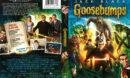 Goosebumps (2015) R1 DVD Cover