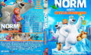 Norm of the North: Keys to the Kingdom (2018) R1 Custom DVD Cover