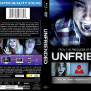 Unfriended (2014) R1 Blu-Ray Cover