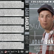 Adam Sandler Filmography - Set 1 (1989-1995) R1 Custom DVD Covers