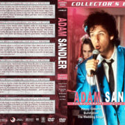 Adam Sandler Filmography – Set 2 (1996-2000) R1 Custom DVD Covers