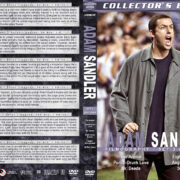 Adam Sander Filmography - Set 3 (2001-2004) R1 Custom DVD Covers