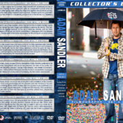 Adam Sandler Filmography – Set 5 (2008-2011) R1 Custom DVD Covers