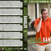 Adam Sandler Filmography – Set 6 (2012-2014) R1 Custom DVD Covers
