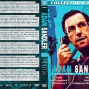 Adam Sandler Filmography – Set 7 (2015-2018) R1 Custom DVD Covers