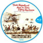 Those Magnificent Men in Their Flying Machines or How I Flew from London to Paris in 25 hours 11 minutes (1965) Custom Label