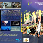 The Boy Friend (1971) Custom Blu-Ray COVER & Label