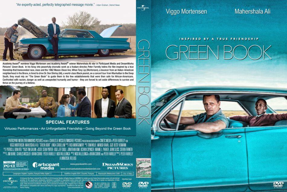 Green Book 2018 R1 Custom Dvd Cover Label Dvdcover Com