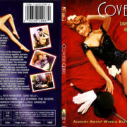 COVER GIRL (1944) R1 Custom Blu-Ray Cover & label