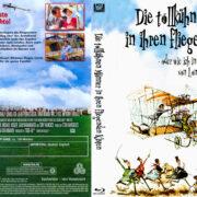 Die tollkühnen Männer in ihren fliegenden Kisten (1965) R2 German Custom Blu-Ray Covers