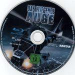 Das fliegende Auge (Blue Thunder) (2009) R2 German Blu-Ray Label
