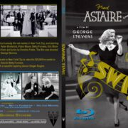 SWING TIME (1936) Custom Blu-Ray Cover & Label