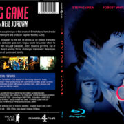THE CRYING GAME (1992) R1 Custom Blu-Ray Cover & Label