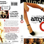 AMY'S O (2002) R1 DVD Cover
