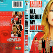 ALL ABOUT MY MOTHER (1999) R1 DVD Cover