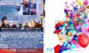 MARY POPPINS RETURNS (2019) R1 CUSTOM BLU-RAY COVER & LABEL