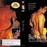 BAD BOYS BALL (1994) R0 DVD COVER