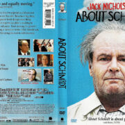 ABOUT SCHMIDT (2002) R1 DVD COVER