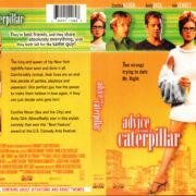 ADVICE FROM A CATEPILLAR (1999) R1 DVD COVER & LABEL