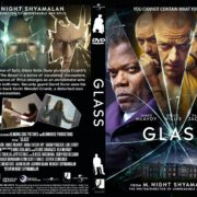 Glass (2019) R1 Custom DVD Cover