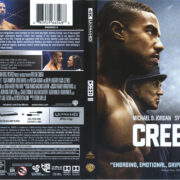 Creed II (2019) R1 4K UHD COVER & LABELS