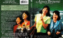 AGNES BROWNE (1999) R1 DVD COVER & LABEL