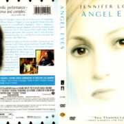 ANGEL EYES (2001) R1 DVD COVER & LABEL
