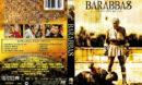 BARABBAS (2002) R1 DVD COVER & LABEL