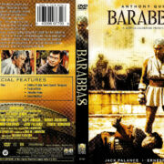 BARABBAS (2002) R1 DVD COVER & LABEL