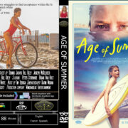 Age of Summer (2018) R0 Custom DVD COVER