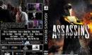 Assassins Revenge (2018) R0 Custom DVD COVER