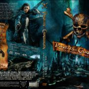 Pirates of the Caribbean: Dead Men Tell No Tales (2017) R2 German Custom Cover